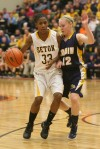 Seton's Ebony Bailey &quot;the general&quot; for Lady Sting
