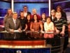 St. Mary Students visit WGN Television Studio