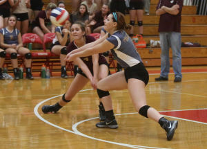 Chesterton volleyball team has been haunted by the injury bug this season