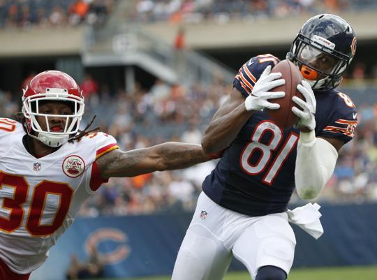 NFL Jerseys Sale - Cameron Meredith, Jamell Fleming | | nwitimes.com