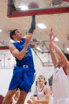 Lake Central v Portage Boys Varsity Basketball