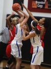 Girls basketball: Lake Central vs. E.C. Central in Lowell Sectional