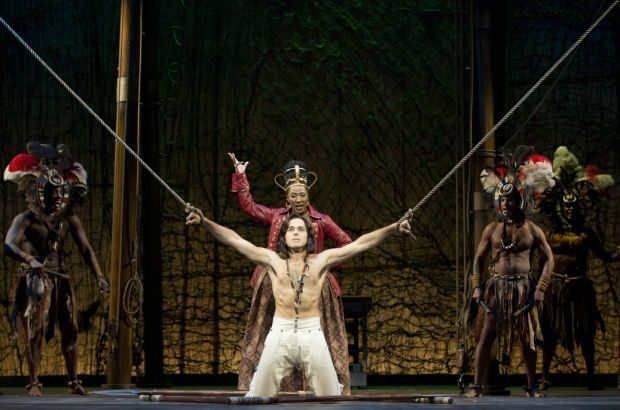 OFFBEAT with PHIL POTEMPA: 'Amazing Grace' a faith-fantastic new musical