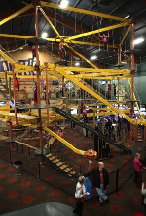 Best Fun Center: Jak's Warehouse