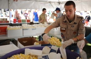Popcorn still spices up Valparaiso festival