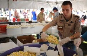 Popcorn still spices up Valparaiso festival