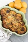 Valentine's Day Breakfast-in-Bed Egg Strata