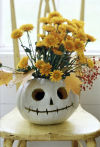 Ultra-easy ways to show off pumpkins for Halloween