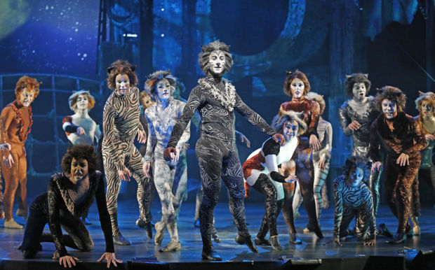 OFFBEAT with PHIL POTEMPA: Latest 'CATS' includes dog salute musical number