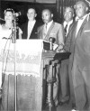Dr. Martin Luther King Jr. Speaks in the Region with Address Captured by WJOB Microphone