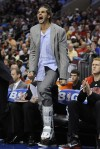 Bulls C Noah sits out for Game 4 with sprained ankle
