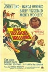 &quot;Miss Tatlock's Millions&quot; Film Poster from 1948