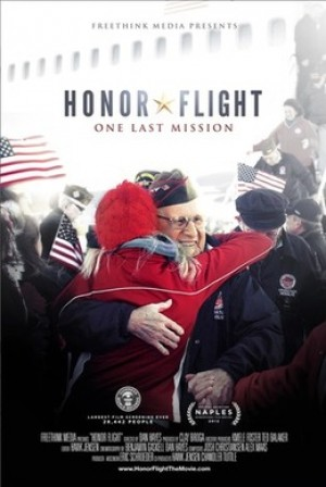 WWII documentary 'Honor Flight' showing in Schererville with film photographer presentation