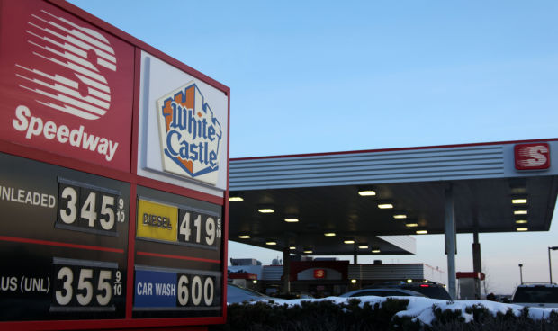 Gas prices starting to see summer blend rise