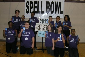 MIS places 15 in state for Spell Bowl