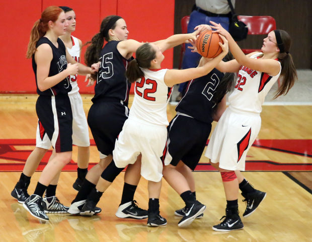 Senior Doud hits big 3, scores 29 for Portage in win over Lowell