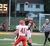 Chesterton runs away from Munster