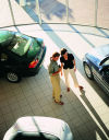 Car buyers are falling their test drives