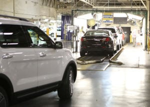 Gallery: Ford assembly line