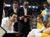 Valparaiso coach Bryce Drew