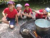 Exploring at Girl Scout Day Camp