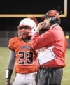 South Bend St. Joseph at Calumet Sectional semifinal football game