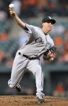 Sox pound Saunders in win over Orioles