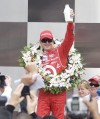 Scott Dixon wins Indianapolis 500