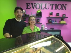 Valpo store offers new Evolution in sweets