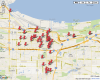 Map: 2013 Gary homicides