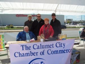 Calumet City Chamber car show brings out the vintage best