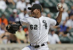 Quintana earns win, White Sox beat Tigers 6-2