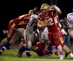 Gallery: Lowell takes on Andrean