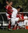 Munster blanks Morton for ninth straight boys soccer sectional title