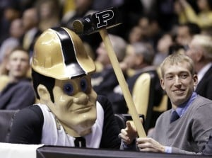 Valpo's Robbie Hummel still No. 1 in hearts of Purdue fans