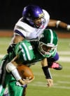 Prep football, Merrillville at Valparaiso