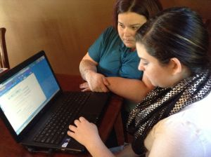 Region students benefitting from online schooling