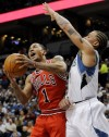 Rose, Bulls get back on track vs. Timberwolves