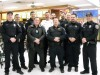 Cops help kids shop