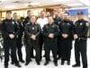 Cops help kids shop