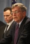U.S. Attorney David Capp announces three indictments as a result of investigations of public corruption.