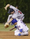 Wood struggles again as Cubs lose to Braves