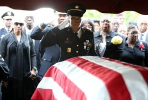 Rudy Clay laid to rest with honors
