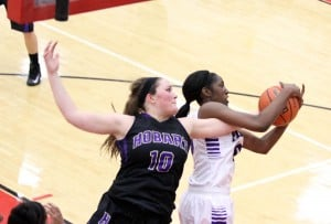 Gallery: Hobart plays Merrillville
