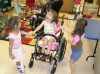 Preschoolers with and without disabilities share summer camp