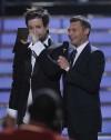 A David wins big: 'Idol' vote is a landslide