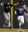 Twins end White Sox's nine-game winning streak