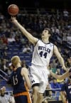 Smith's double-double leads Butler to win  