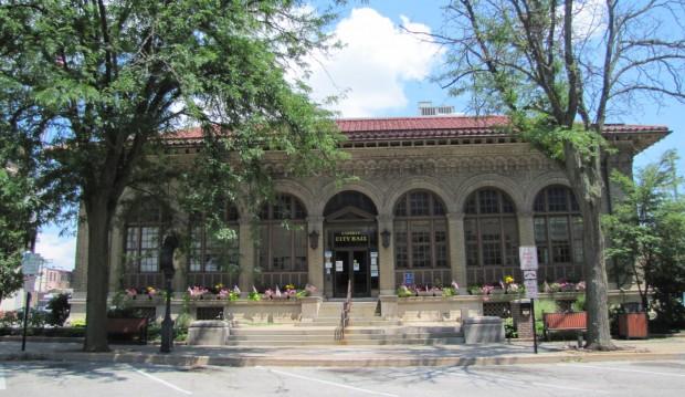Laporte looks to restore century old city hall laporte for Laporte city