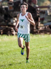 Danny Dalton, Valpo cross country
